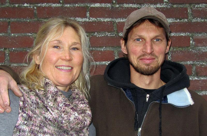 Michel en Margo Jasperse-Rodrigo