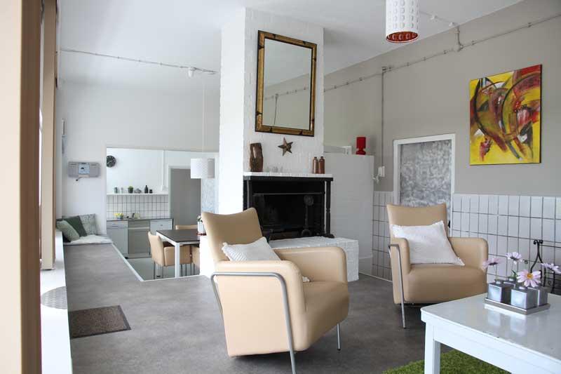 Keuken Met Zithoekje : Witte keuken valkema meubelmakerij